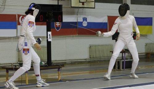 Održan Trofej Beograd u mačevanju 14