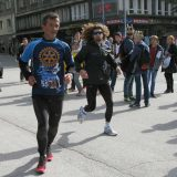 Maraton povodom 23. godišnjice Srebrenice 1