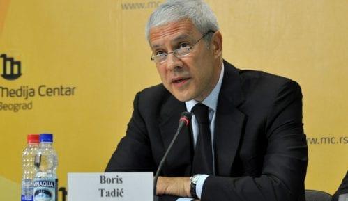 Tadić: Nikolićeve izjave skupe predstave za javnost 13