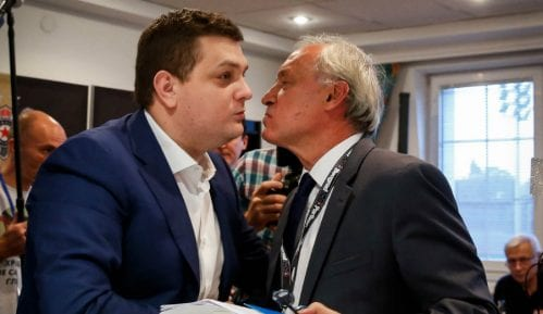 Vučelić izabran za predsednika FK Partizan 1