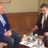 Vučić i Rama o srpsko albanskim odnosima 13