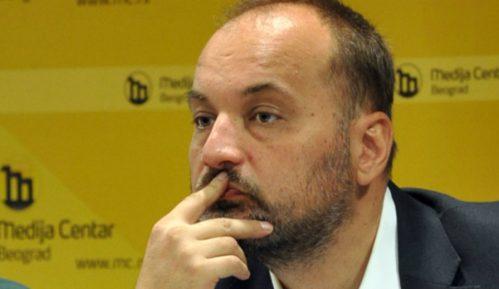 Janković: Nisam u kampanji 1