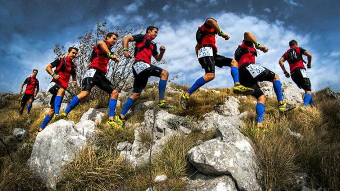 Održana trka nebeskih trkača u Niškoj banji 1