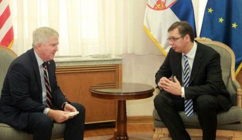 Vučić i Skat o situaciji u regionu 10