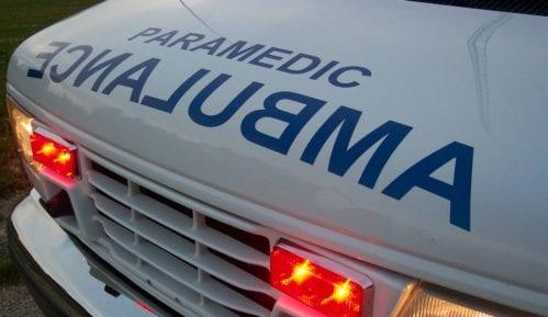 Dečak u Nišu pao sa trećeg sprata zgrade, bez težih povreda 15