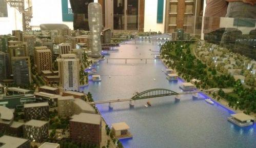 Beograd na vodi gradi hotel 1