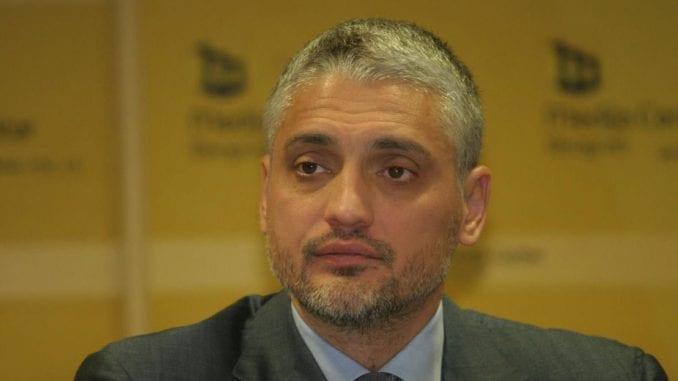 Čedomir Jovanović imenovan za savetnika Željka Komšića 1