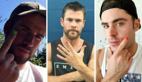 Zašto muškarci u Holivudu lakiraju nokte? 10