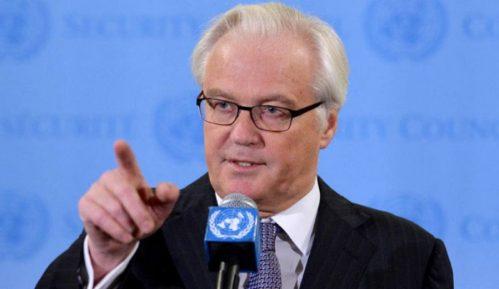 Rusija najavila veto na francusku rezoluciju 1