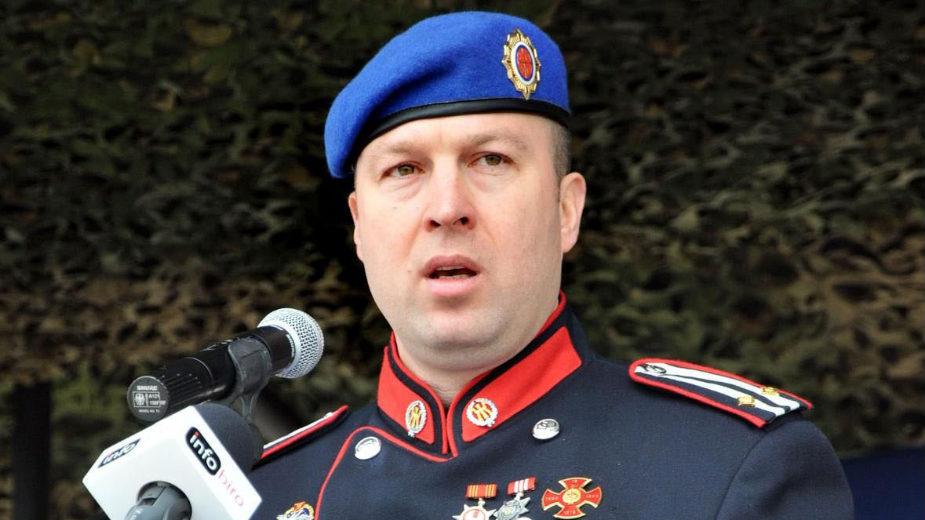 Penzionisani general Žandarmerije Bratislav Dikić stigao u Srbiju 1