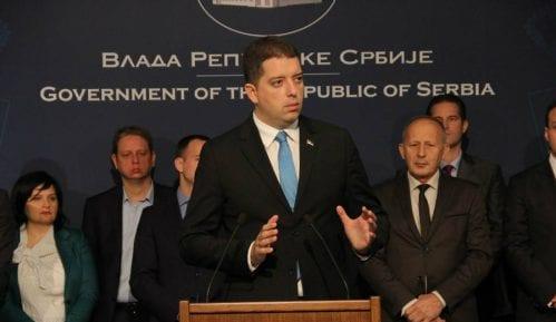Đurić: Vlada Srbije uz Trepču 8