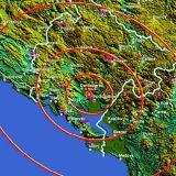 Zemljotres od 3.9 Rihtera prodrmao Crnu Goru 15