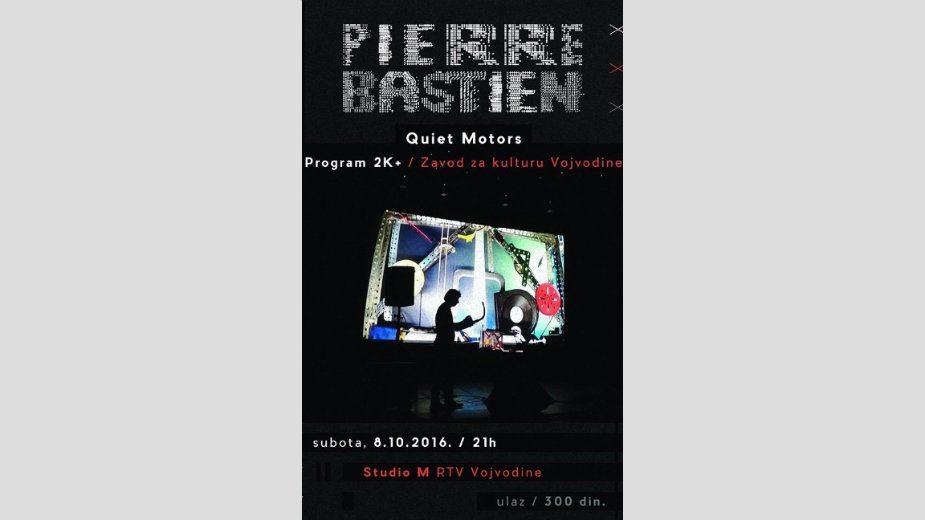 Koncert Pjera Bastijena u Novom Sadu 1