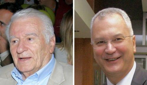 Šutanovac: Mićunović zaslužuje da bude počasni predsednik DS 11