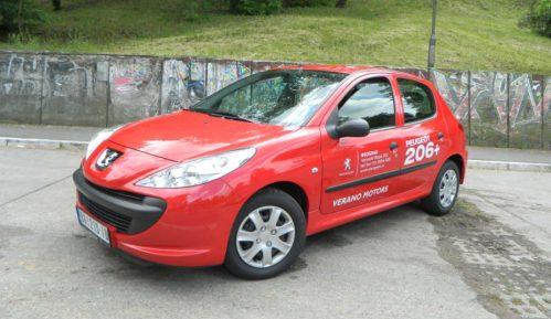 Testirali smo: Peugeot 206+ 1.4 HDI 9
