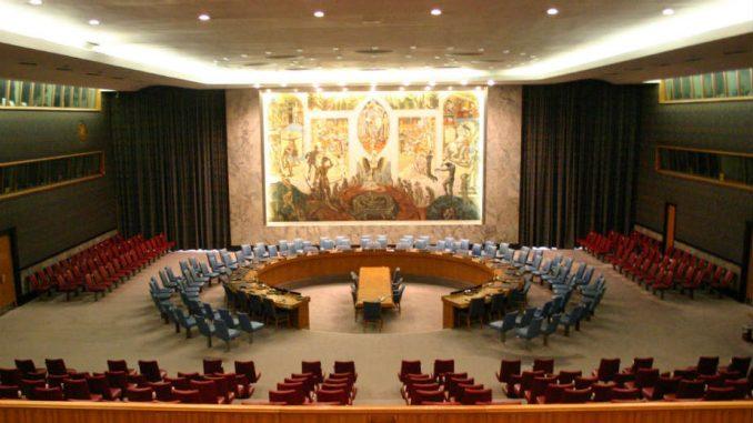 Savet bezbednosti UN o krizi u Belorusiji 1