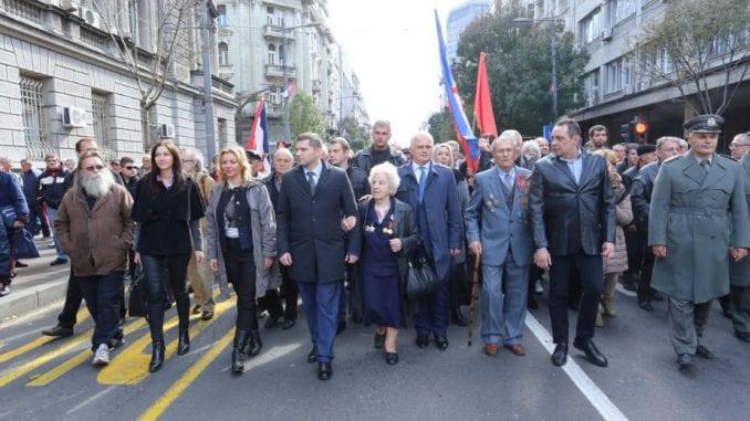 Obeležen Dan oslobođenja Beograda 1