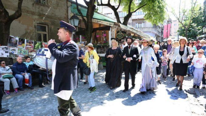 Svečano otvaranje turističke sezone u Skadarliji 1