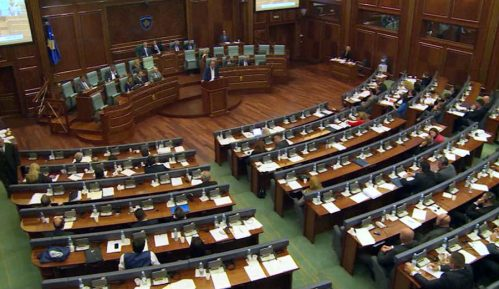 Vanredna sednica Skupštine Kosova o platformi za dijalog sa Srbijom 3