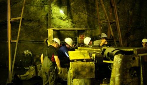 Rudari Trepče stupili u štrajk 13