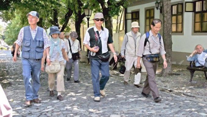 Broj turista veći za šest odsto ove godine 1