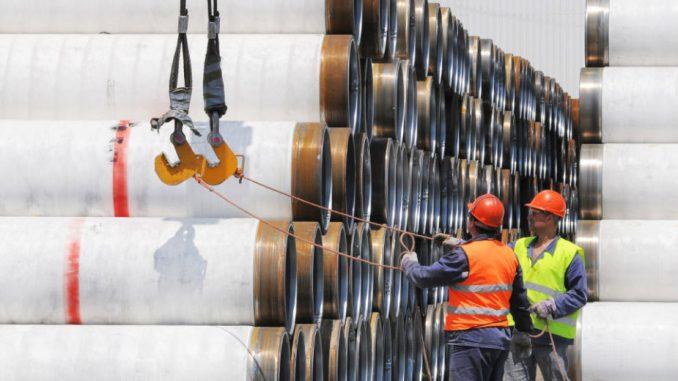 Posao za 120 radnika na izgradnji Turskog toka 1