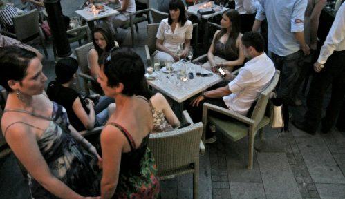 Kragujevac: Protest ugostitelja, tvrde da im je ugrožena egzistencija zbog novih restriktivnih mera 5