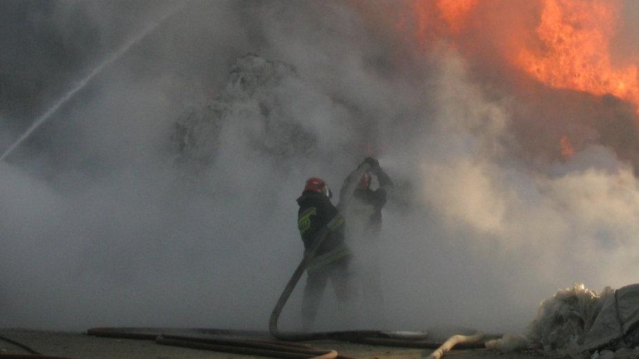U požaru u ruskoj fabrici hemijske industrije poginuo radnik, šest teško povređeno 1