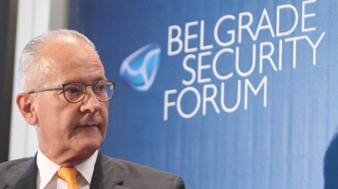 Vejvoda: EU će insistirati na ispunjavanju dogovora o ZSO 1