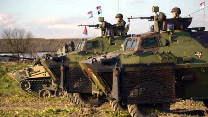 Ko sve dolazi na vojne vežbe u Beogradu? 1