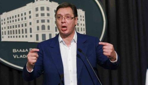 Vučić: Imam poverenja u službe 7