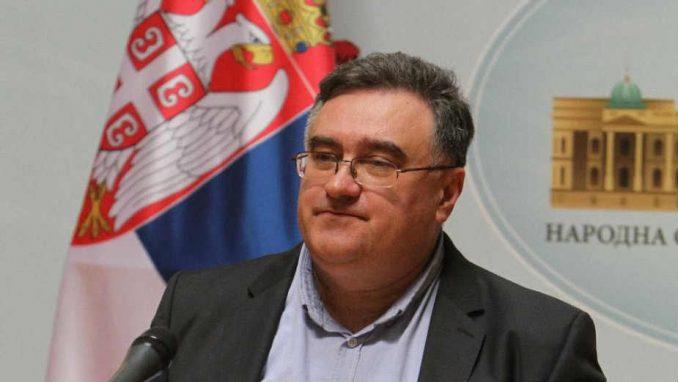 Vukadinović: Opozicija da preispita stavove o bojkotu parlamenta 1