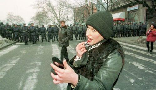 Studenti su ozbiljno uzdrmali režim Slobodana Miloševića 9