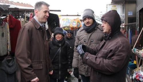 Radulovićev zatev za izbore propraćen uvredama 7