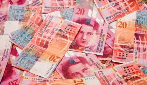 NBS: Švajcarska povlači iz opticaja novčanice osme serije franka 7
