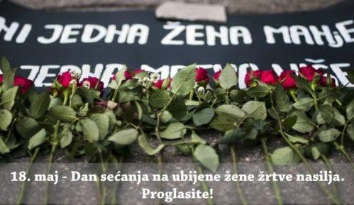 Peticija za Dan sećanja na ubijene žene 9