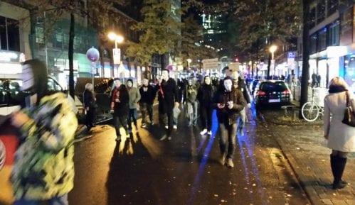 """Anonimusi na ulicama, marš """"Milion maski"""" širom sveta 6"""