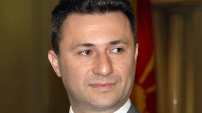 Mađarska opozicija kritikuje azil za Gruevskog 1
