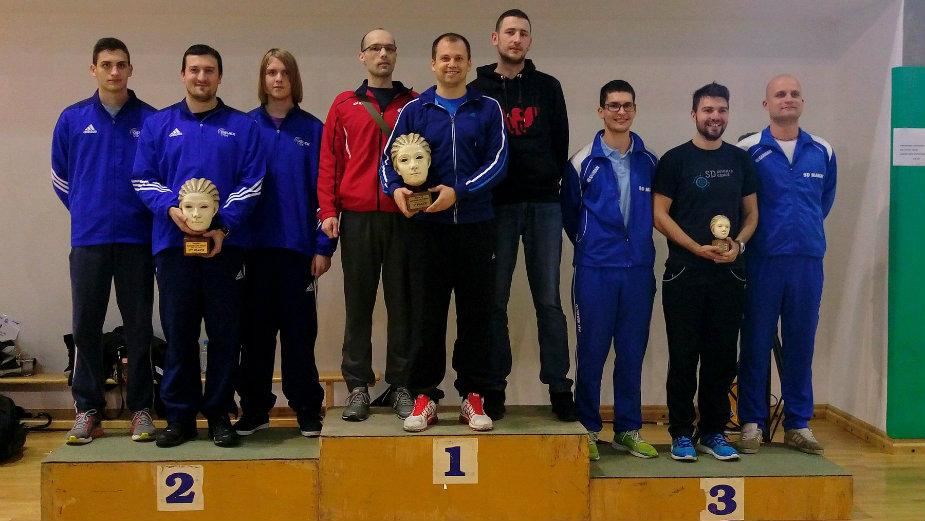 """Mikec """"pogodio"""" državni rekord, četiri medalje za Srbiju 1"""