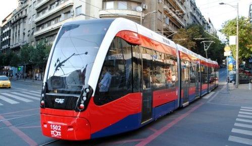 Ljudski faktor uzrok iskakanja tramvaja na Mostu na Adi 3
