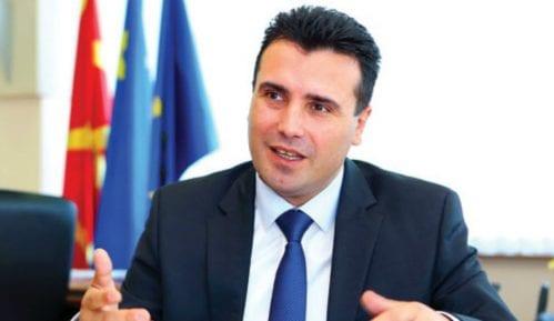 Zaev: Neprihvatljiva ideja o strateškom partnerstvu sa EU umesto članstva 13