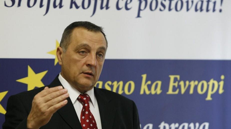 Živković predložio štrajk glađu opozicionih poslanika 1