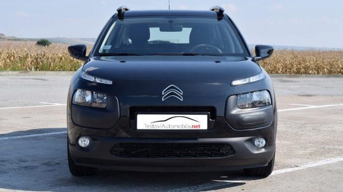 Testirali smo: Citroën C4 Cactus 1.6 BlueHDI 2