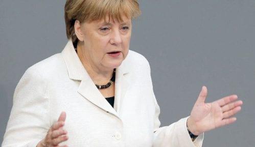 Merkel za Štajnmajera 13