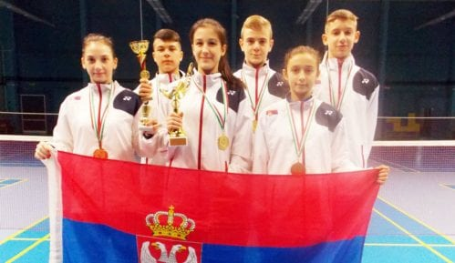 Badminton: Superiorno do trofeja u Pečuju 8