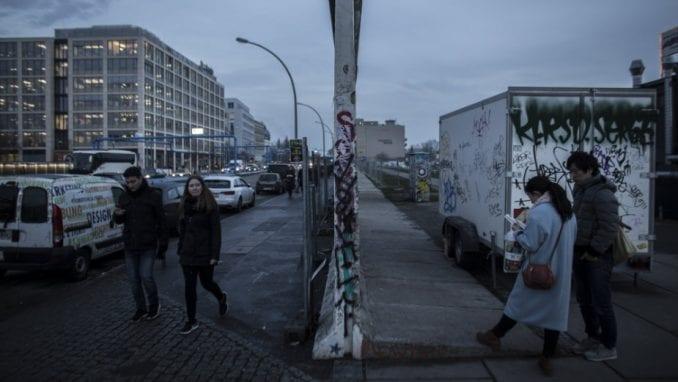 Jugovići s istočne strane Berlinskog zida 1