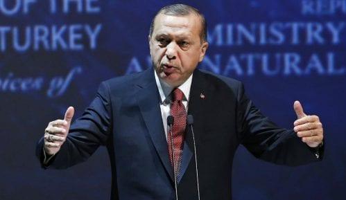 Erdogan: Pad lire rezultat političke zavere 4