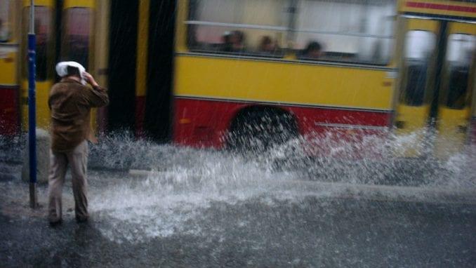 RHMZ: Obilne padavine u Srbiji 1