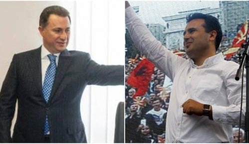 "Zakazan ""dvoboj"" Gruevskog i Zaeva 8"