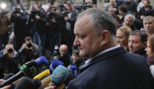 Igor Dodon novi predsednik Moldavije 14
